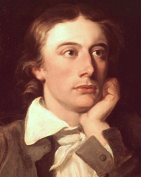 john keats on this day
