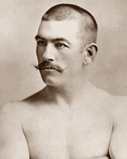 Heavyweight Boxing Champion John L. Sullivan