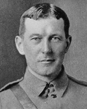 World War I Soldier & Poet John McCrae