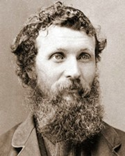 Environmental Philosopher John Muir