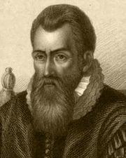 Mathematician John Napier