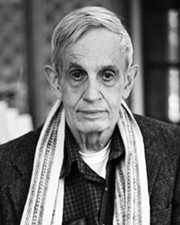 Mathematician and Economist John Nash