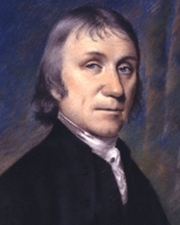 Chemist, Theologian and Author Joseph Priestley