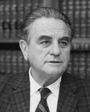 US Federal Judge John Sirica