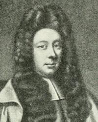 English Politician John Trenchard