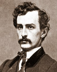 Assassin John Wilkes Booth