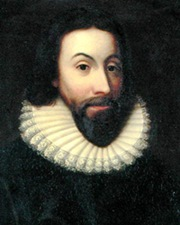 Founder of the Massachusetts Bay Colony John Winthrop