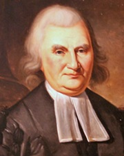 Presbyterian Minister John Witherspoon