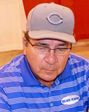 MLB Catcher Johnny Bench