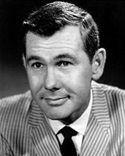 Comedian and TV Host Johnny Carson