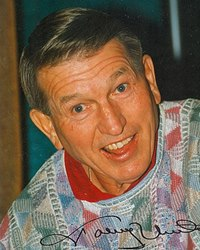 NFL Quarterback Johnny Unitas
