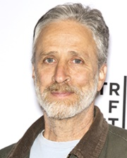 Comedian and TV Host Jon Stewart