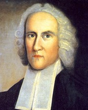 Christian Preacher and Philosopher Jonathan Edwards
