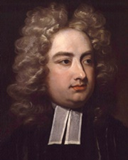 Satirist Jonathan Swift