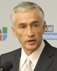News Anchor Jorge Ramos