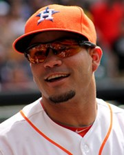 Baseball Player José Altuve