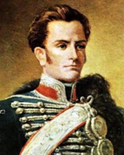 General and President of Chile José Miguel Carrera