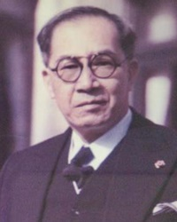 3rd President of the Philippines José P. Laurel