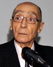 Novelist José Saramago