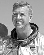 Experimental Physicist, Astronaut and NASA Test Pilot Joseph A. Walker