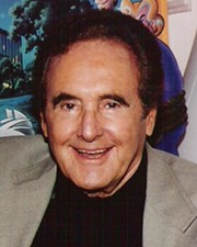 Animator Joseph Barbera