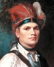 Mohawk Military Leader Joseph Brant