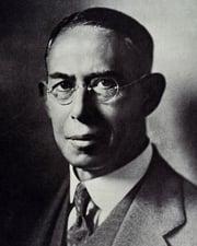 Physiologist Joseph Erlanger
