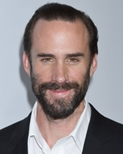 Actor Joseph Fiennes