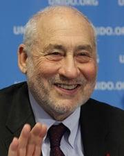 Economist Joseph E. Stiglitz