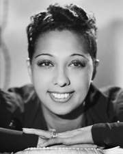 Dancer, Singer, Spy and Civil Rights Activist Josephine Baker