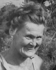 naturalist and author Joy Adamson