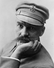 Statesman and First Marshall Józef Piłsudski
