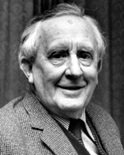Writer and Academic J. R. R. Tolkien