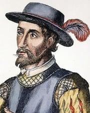 Explorer and  Conquistador Juan Ponce de León