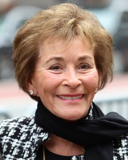 Jurist/TV Personality Judith Sheindlin