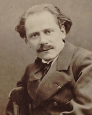 Composer Jules Massenet