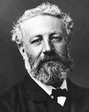 Novelist Jules Verne