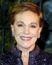 Actress/Singer Julie Andrews