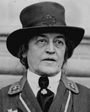 Founder of Girl Scouts of the USA Juliette Gordon Low