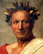 Roman Military Commander and Statesman Julius Caesar