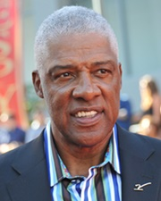 NBA Legend Julius Erving