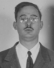 Alleged Soviet Spy Julius Rosenberg