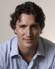 Leader of the Liberal Party of Canada Justin Trudeau