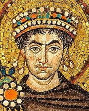 Eastern Roman Emperor Justinian I