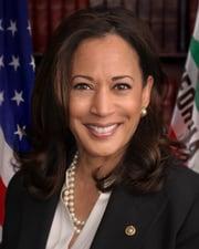 US Senator and VP Nominee Kamala Harris
