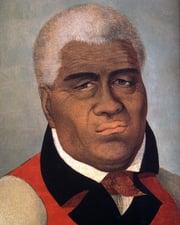 King of Hawaii Kamehameha I