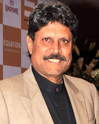 Cricketer Kapil Dev