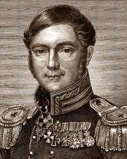 Surgeon Karl Ferdinand von Graefe