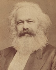 Communist Philosopher Karl Marx
