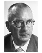 Chemist/Nobel Laureate Karl Ziegler